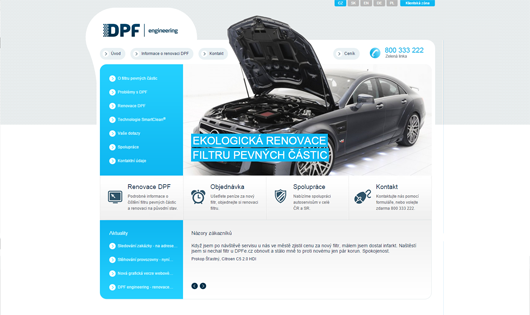 DPF Engineering