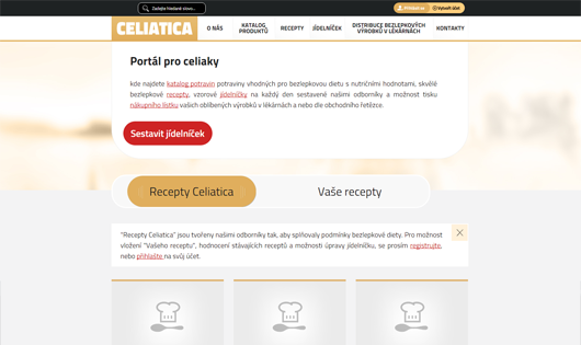 Celiatica.cz